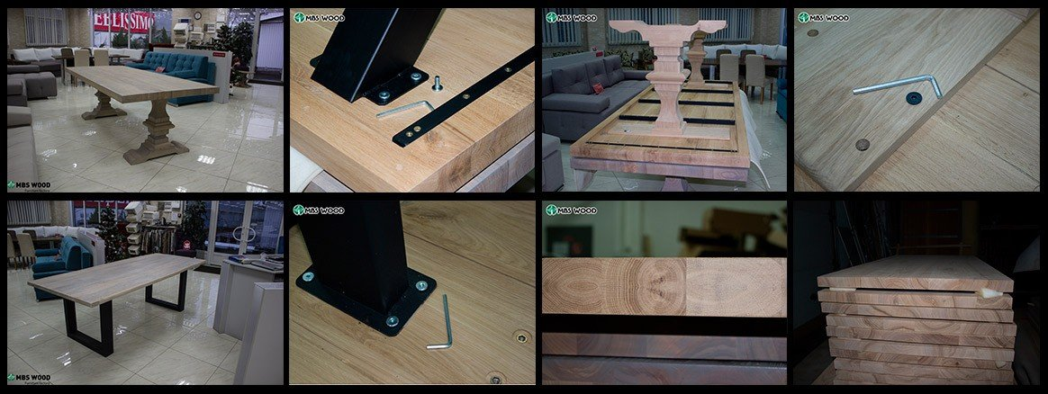 Fabrica de muebles MBS Wood