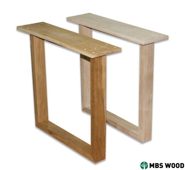 patas de mesa de comedor de madera