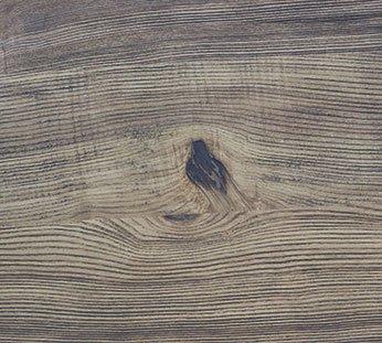 la textura del roble bajo la mantequilla marrón