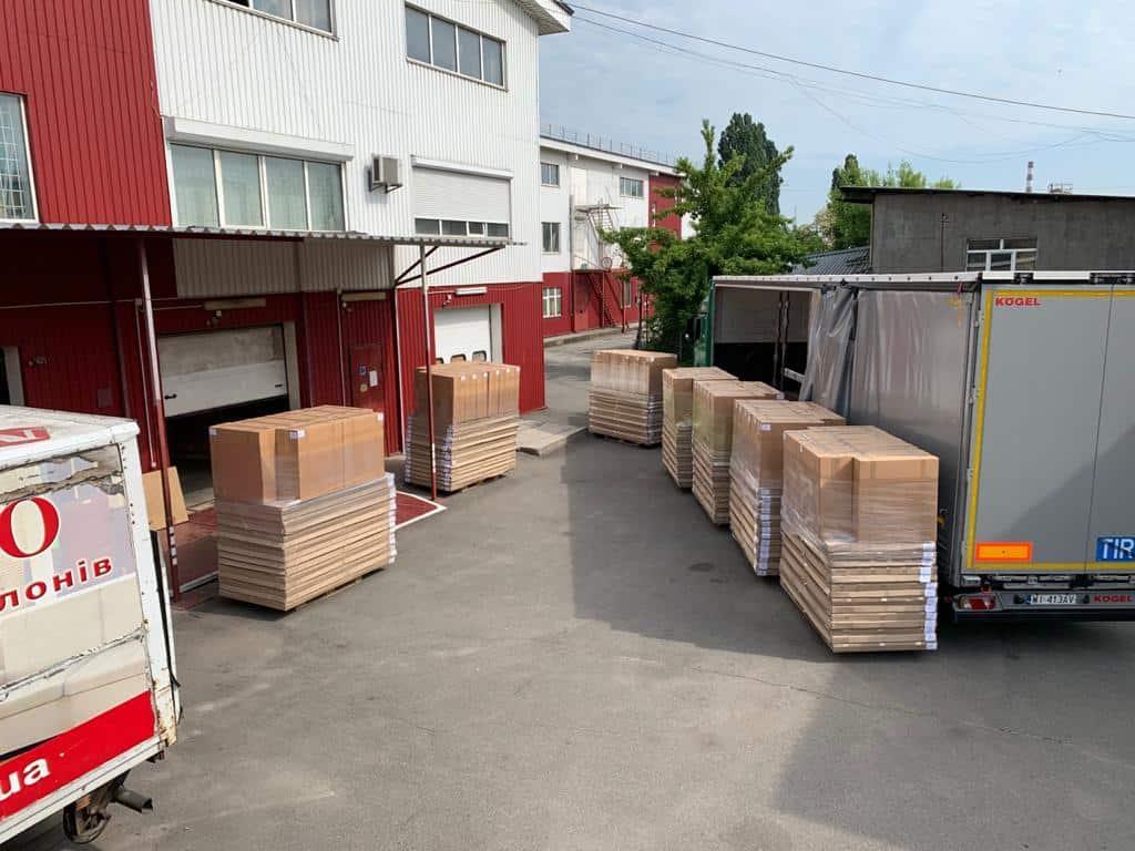producción de transporte