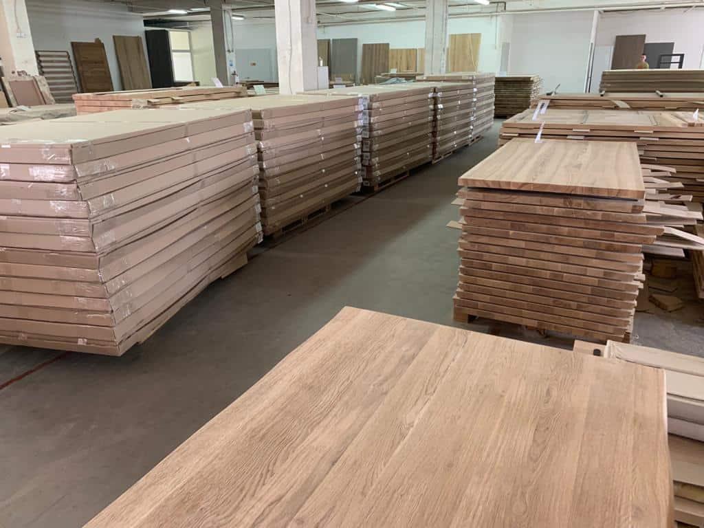 almacén mbs madera