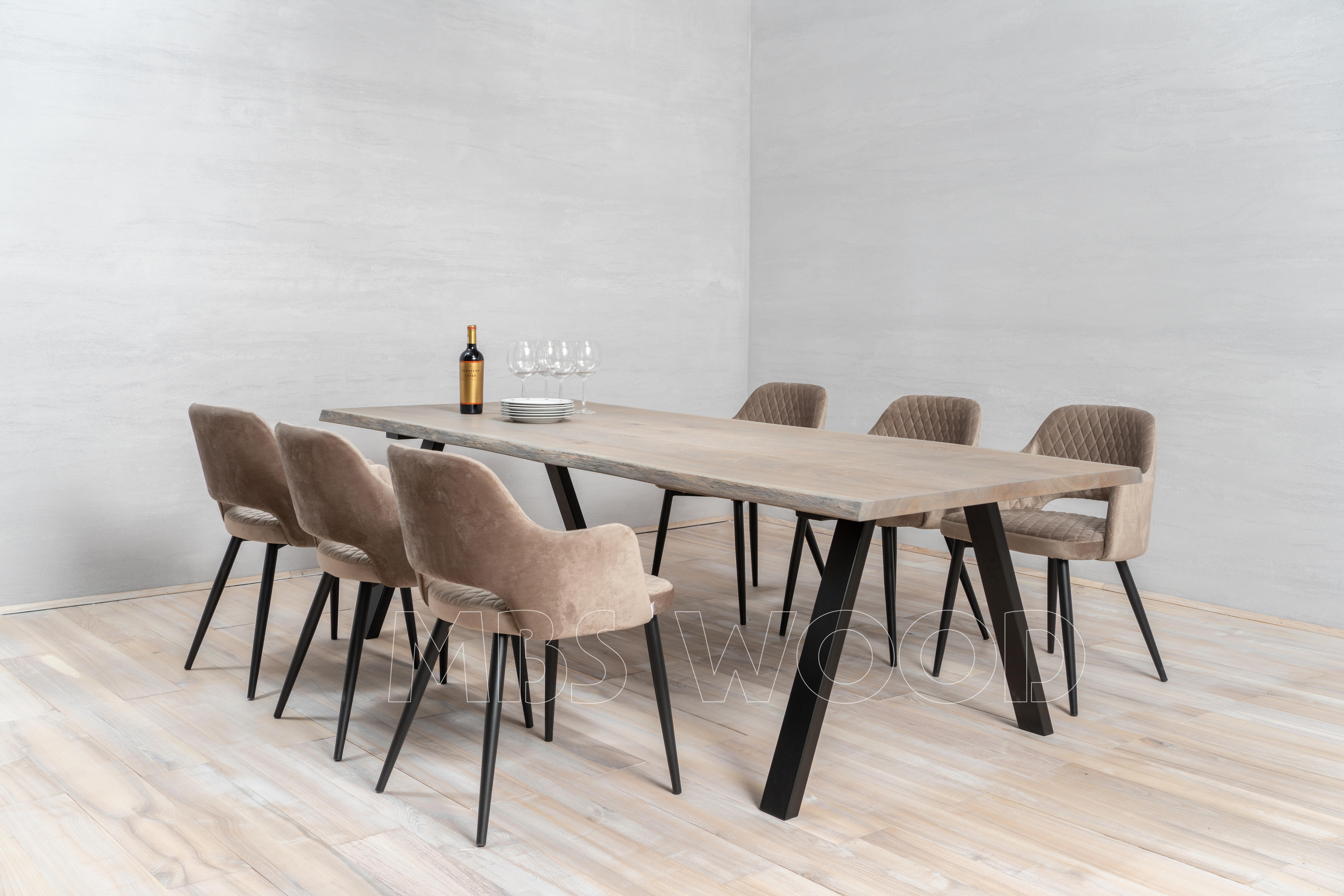 beautiful oak dining tables mbswood.com