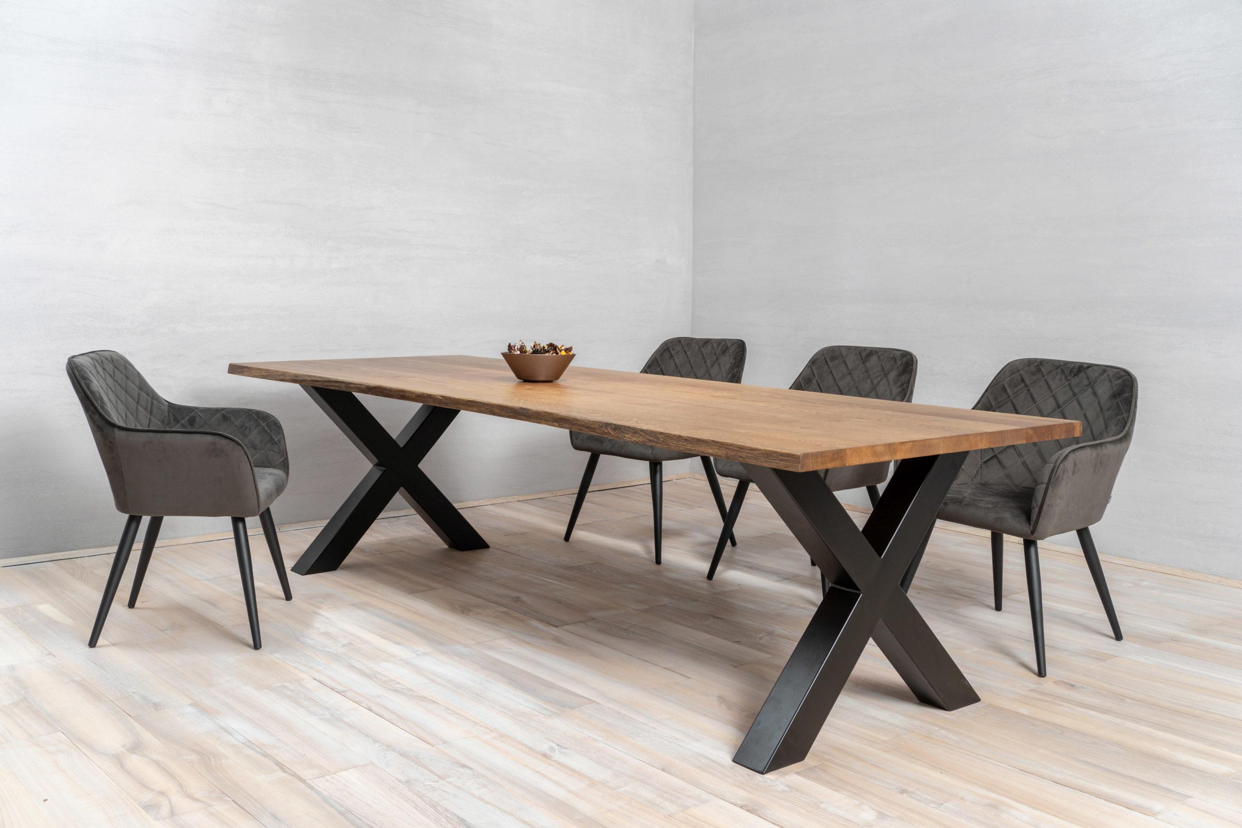 real wood table tops oak
