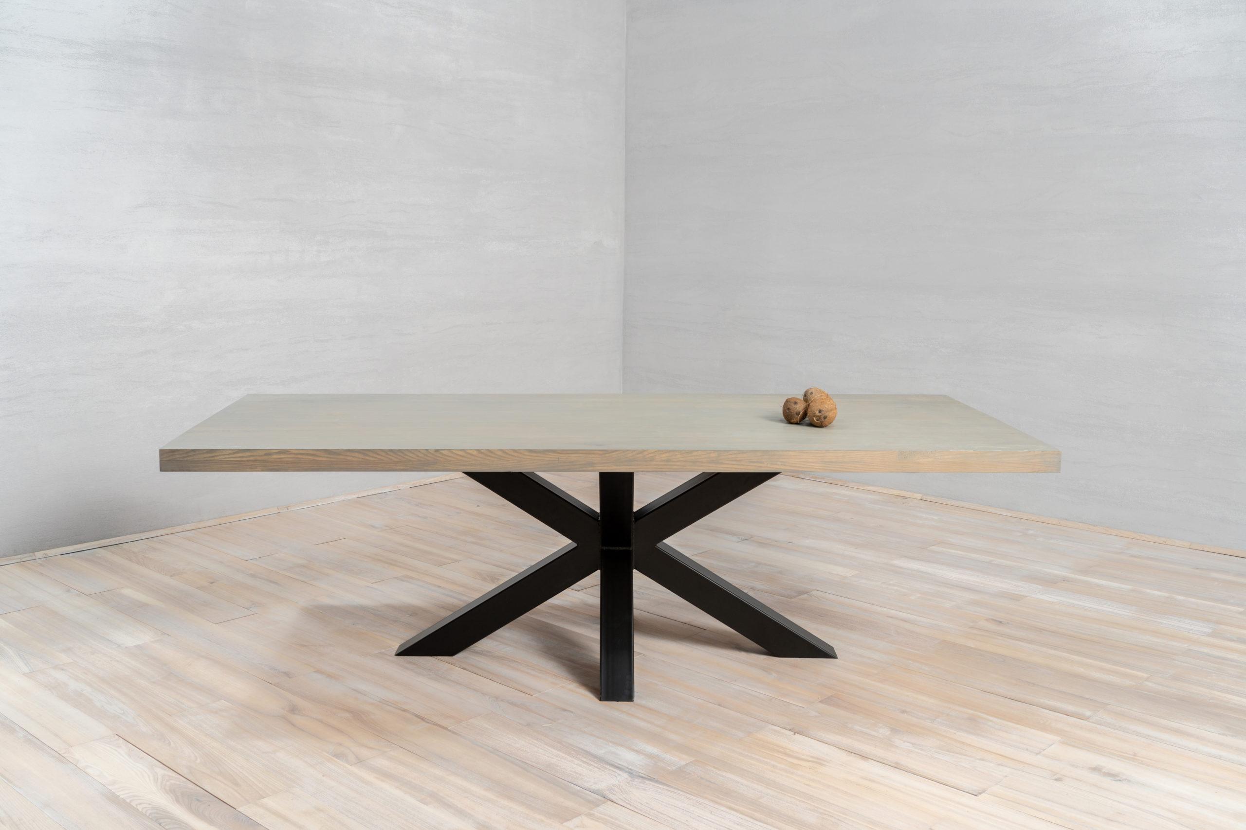 Oak Table Tops Solid Wood 6 cm