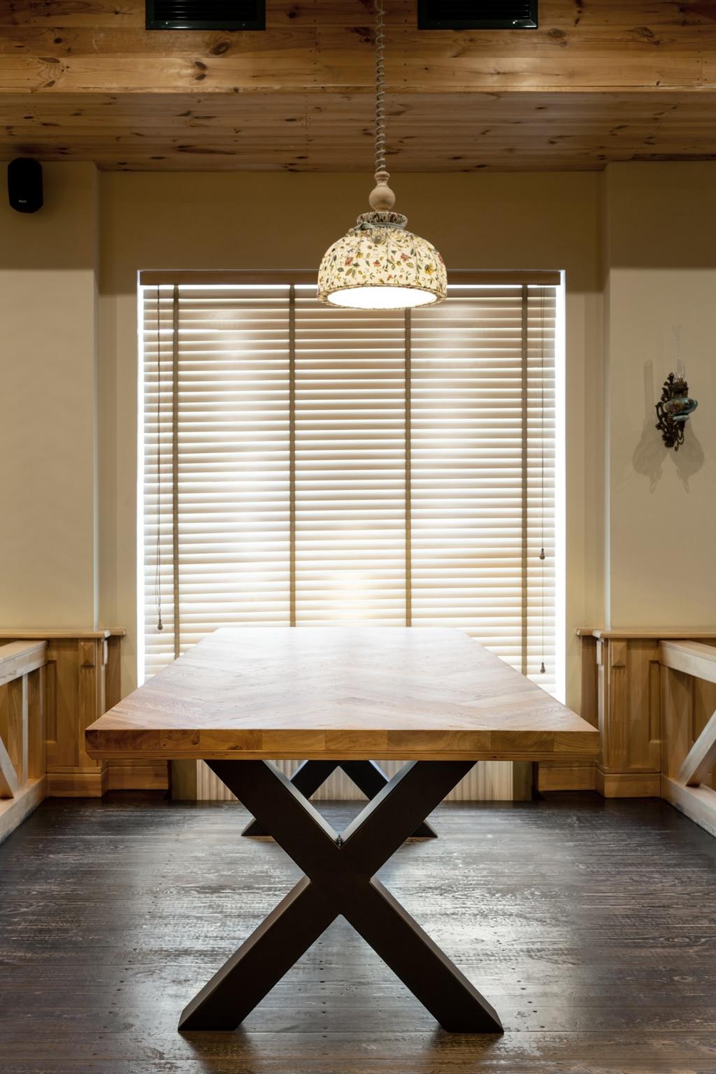 tableros de mesa de madera sin terminar para la venta