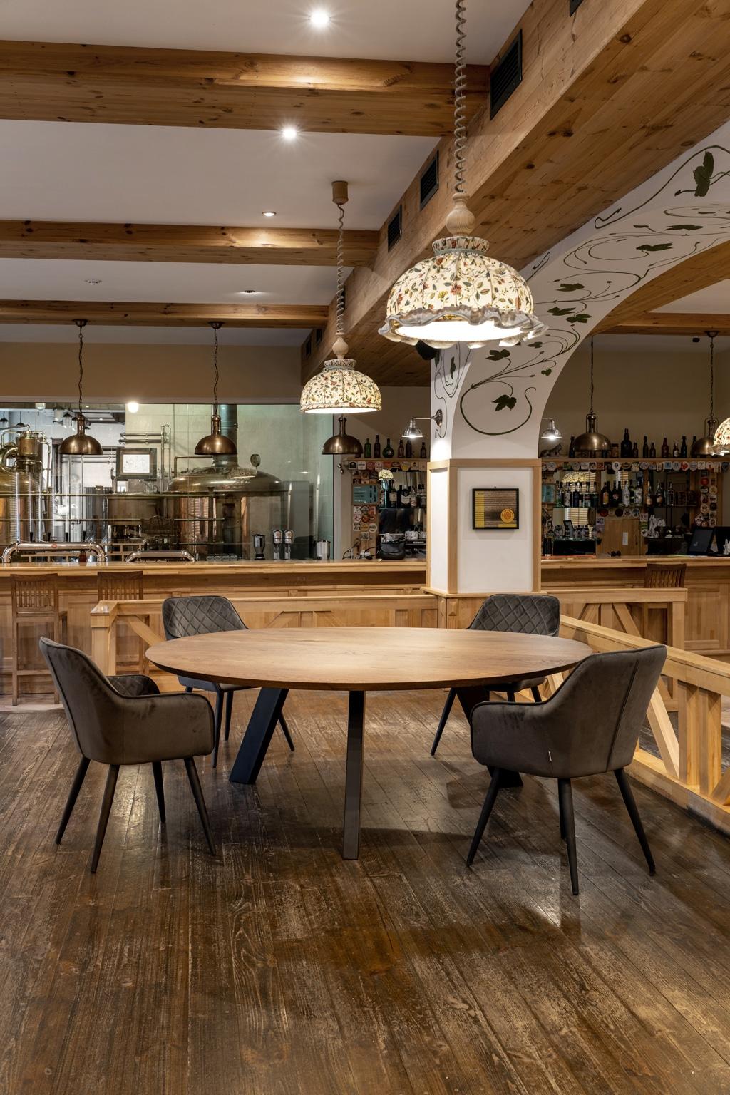 mesas de madera a medida